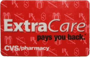 CVS Extracare Card