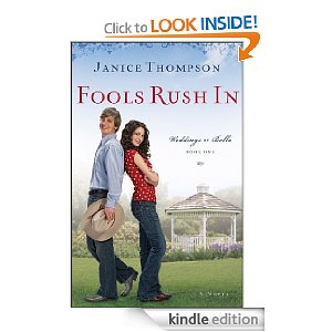 Fools Rush In - Kindle